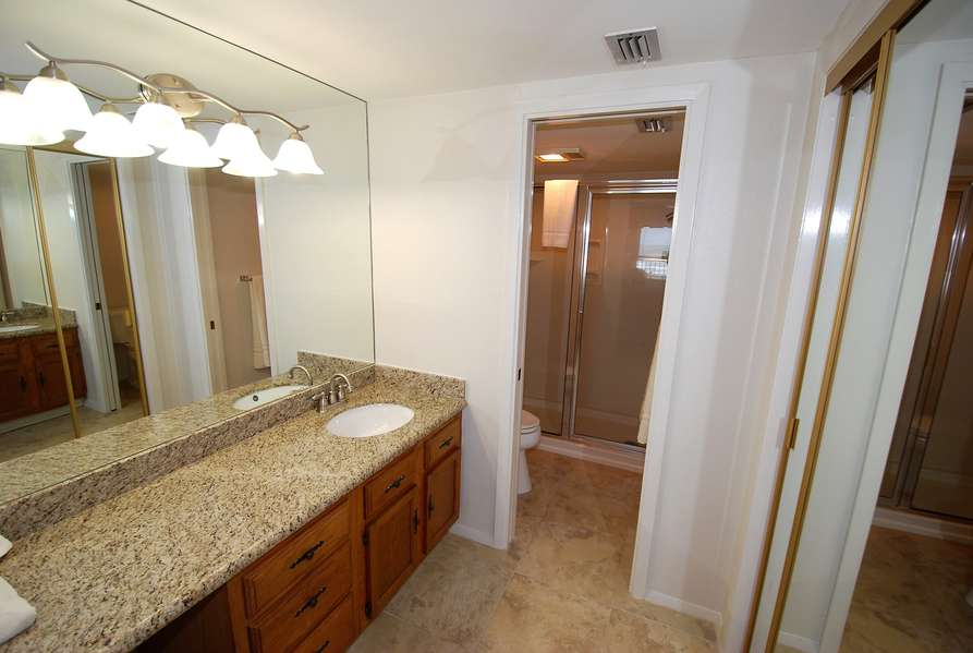 Master Bathroom, Separate Toilet and Shower Room
