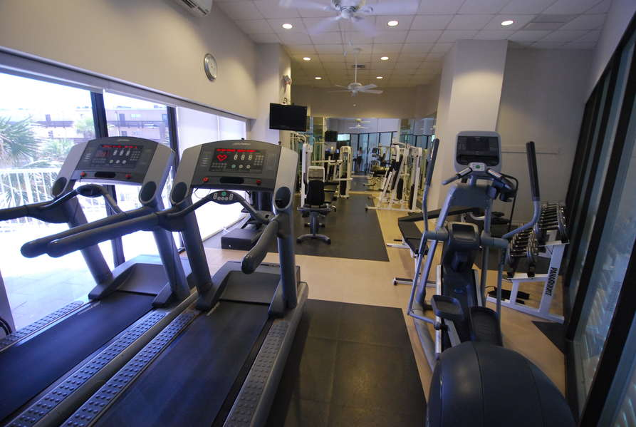 Franke Plaza Fitness Room