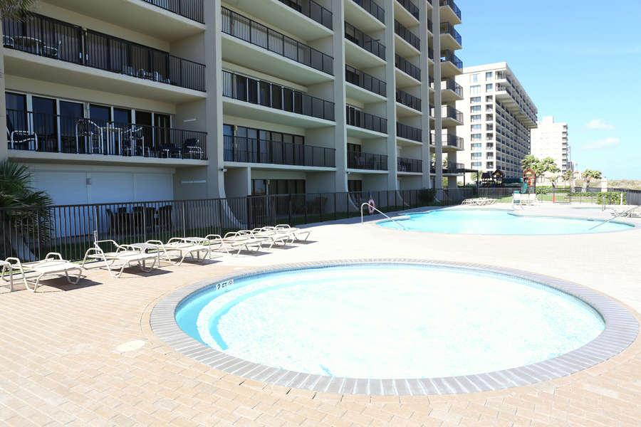 Ocean Vista Pool & Hot Tub