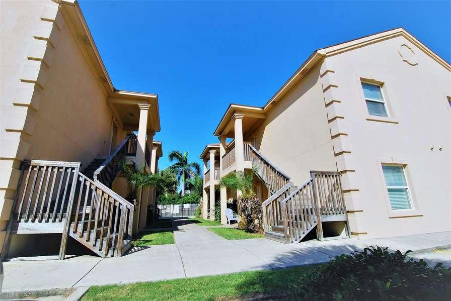 Mar y Sol Condominium - 120 E. Campeche St., South Padre Island