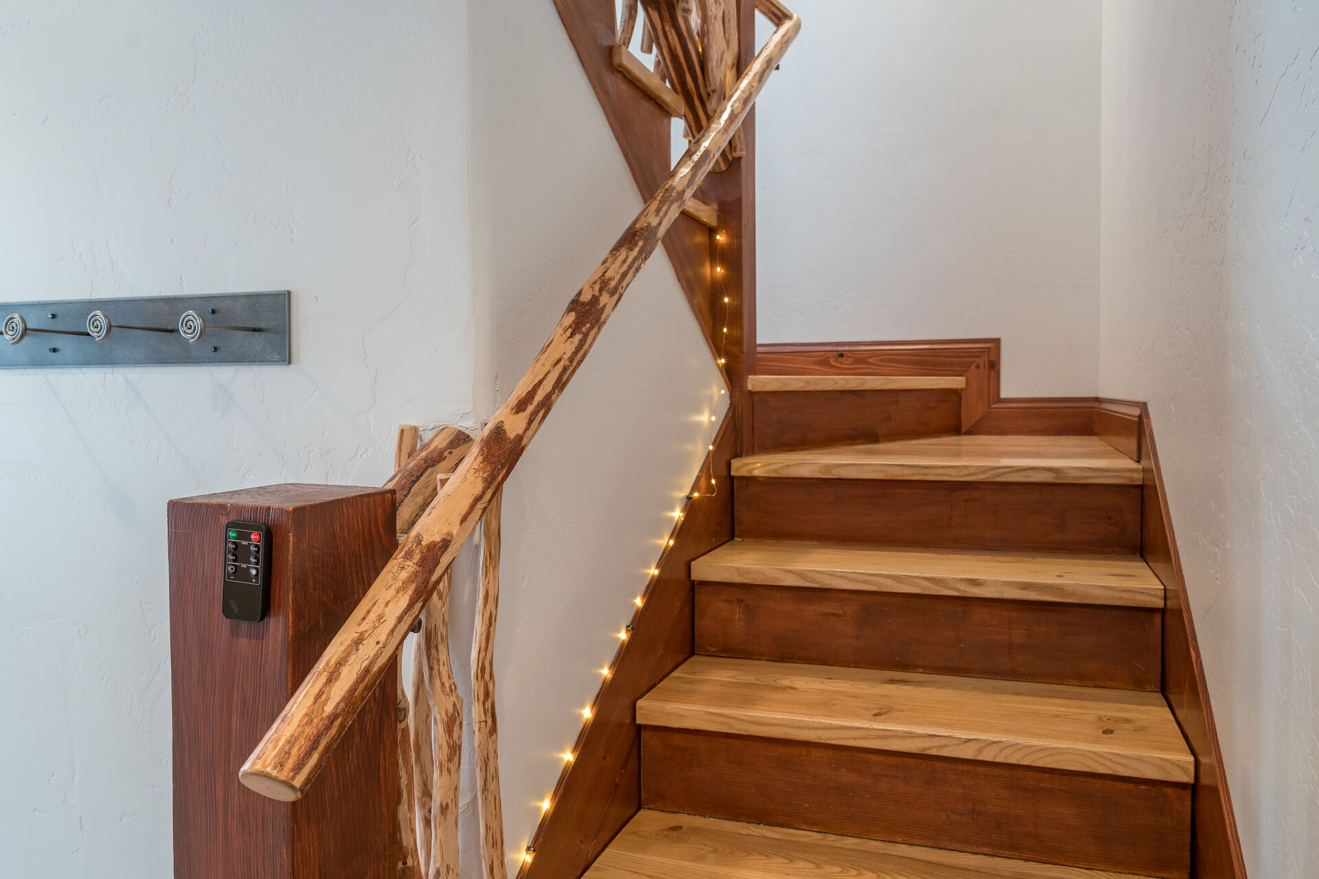 The Stairway of our Telluride Condo Rental