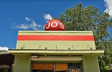 Jo's coffee shop on South Congress