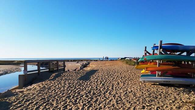Paine's Creek Beach, launch a kayak and go on an adventure! - Paines Creek Beach Brewster Cape Cod - New England Vacation Rentals