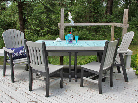 Outdoor dining - 425 Paines Creek Brewster Cape Cod - New England Vacation Rentals