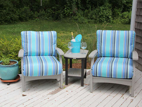 Sit back and relax! - 425 Paines Creek Brewster Cape Cod - New England Vacation Rentals