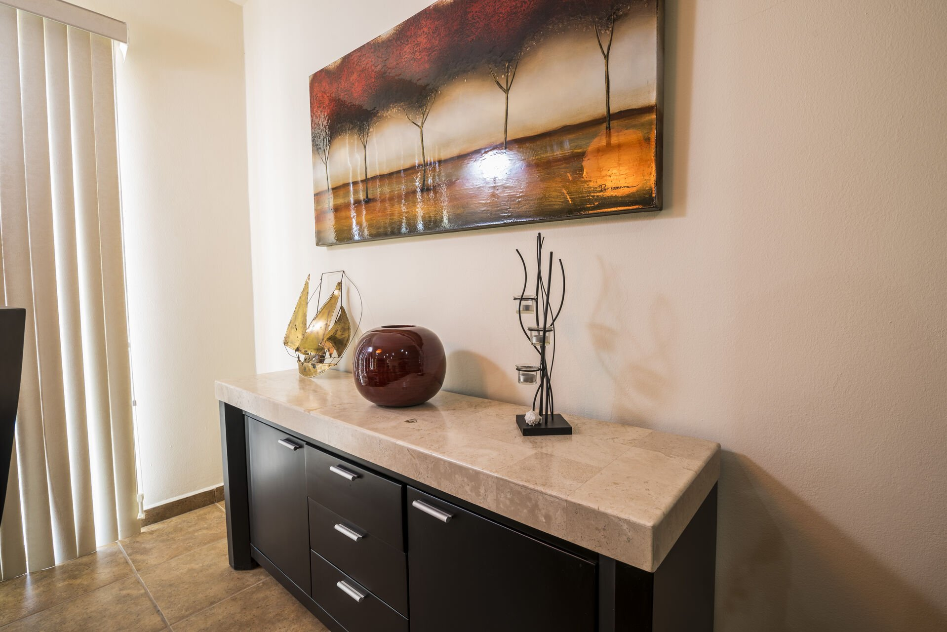 Dining counter