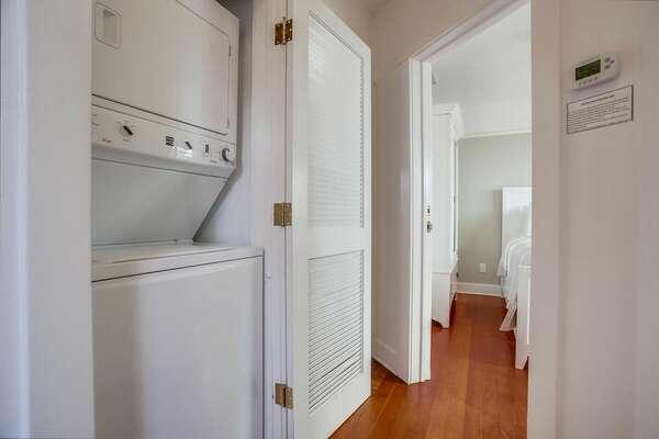 Laundry & Hallway to Bedrooms - First Floor