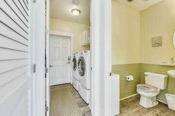 Laundry Room/Bathroom