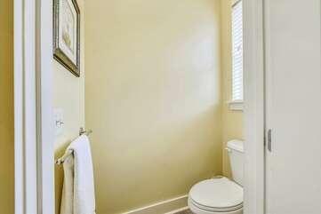 Master Bathroom, Second Floor