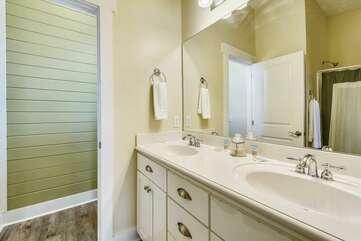 En Suite Bathroom on Main Level