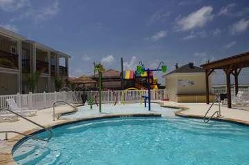 Swimming Pool & Playground
