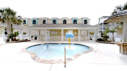 Access to Secondary Kids Splash Pool