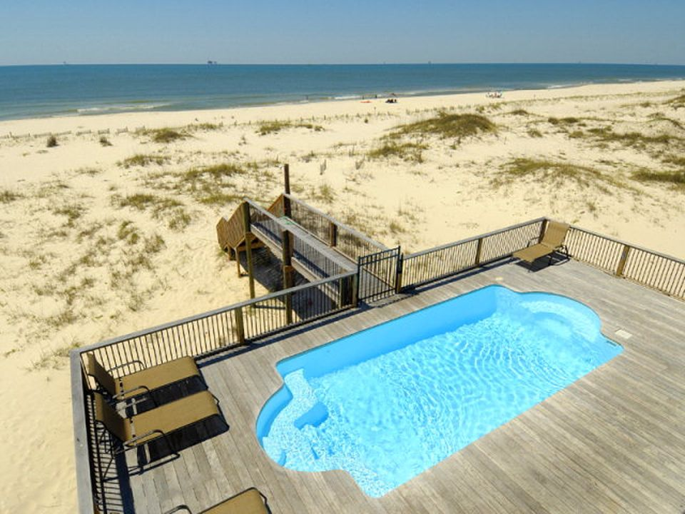Swim in the Pool or the Gulf at Dune R Thing