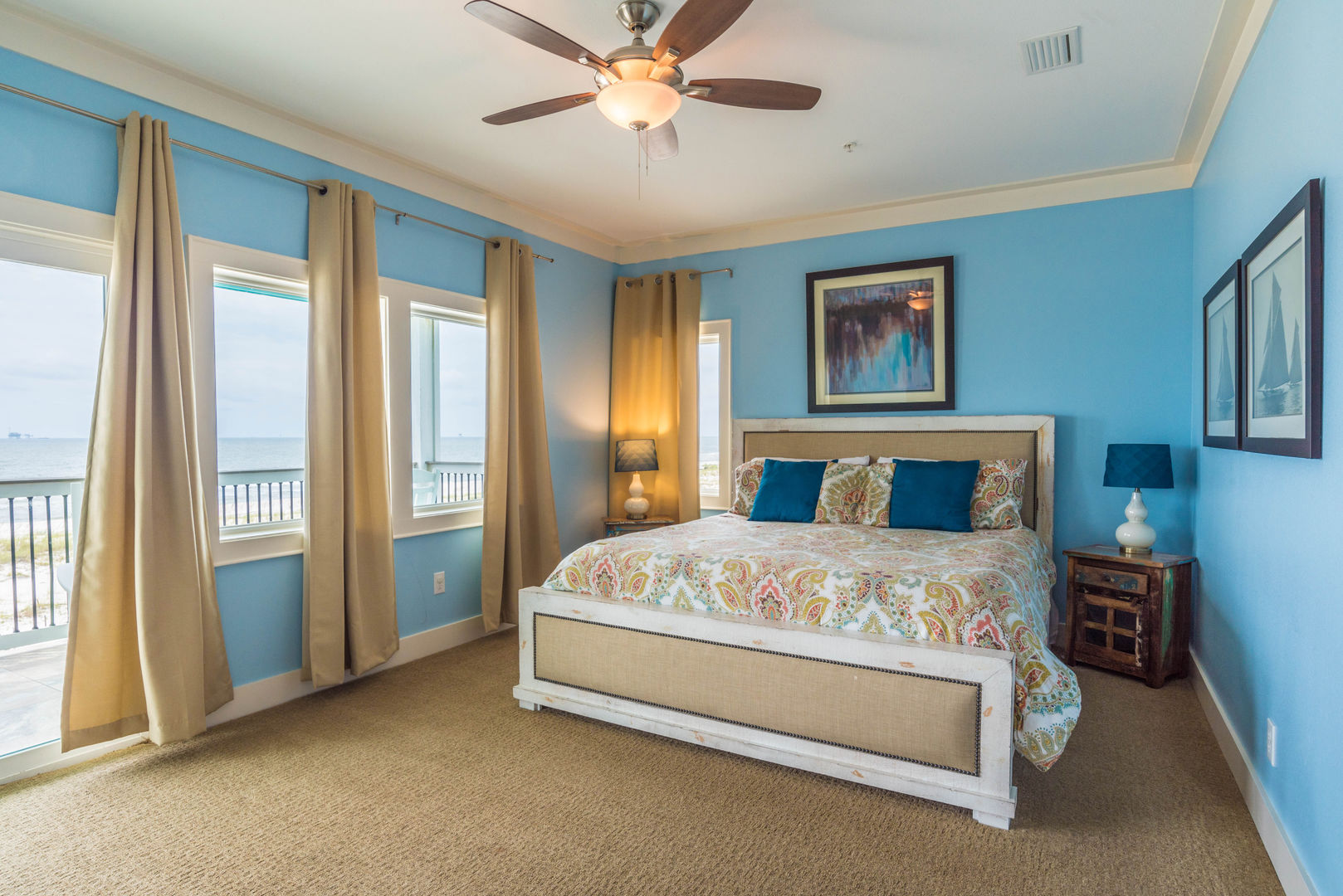 Additional Guest Room in our Fort Morgan, AL Vacation Rental