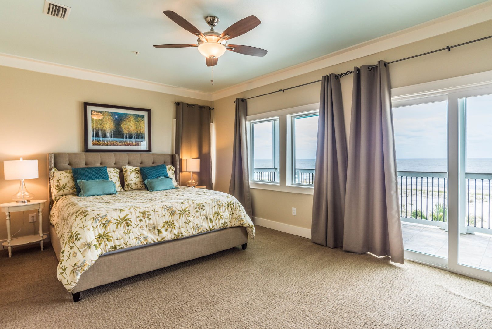Additional Guest Room with Patio Access