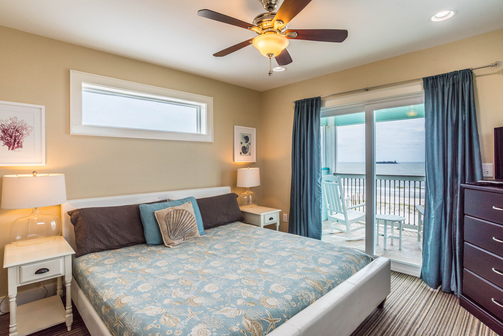 Additional Guest Room with Private Access to Patio