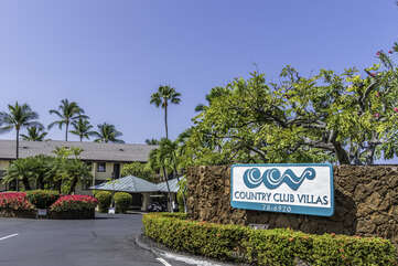 Welcome to Country Club Villas!
