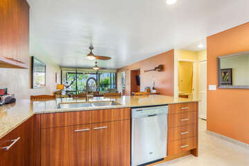 The Kitchen at Country Club Villas 120