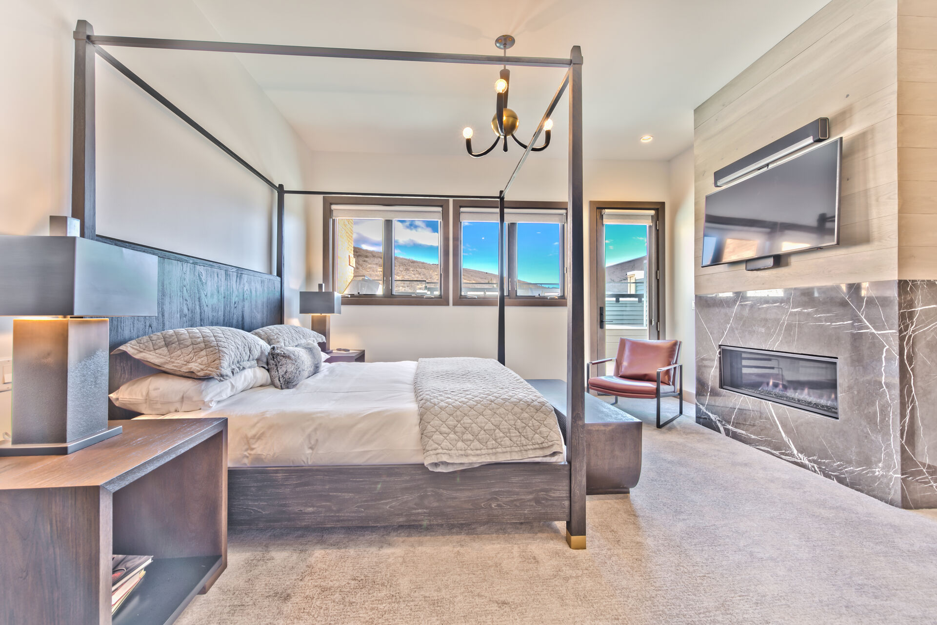 Master Bedroom with King Bed, 50