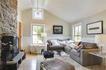 Main Level - Living Room