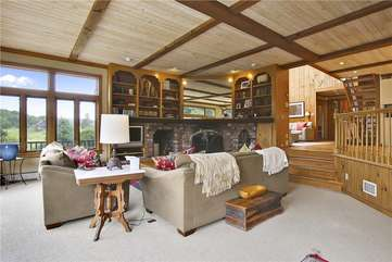 Main Level - Sitting Room