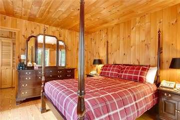 Eastside Master Bedroom