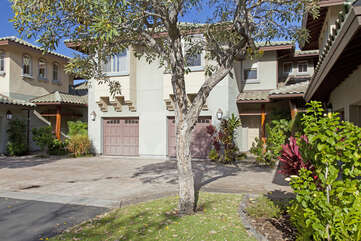 Front Picture of our Waikoloa Vacation Rental