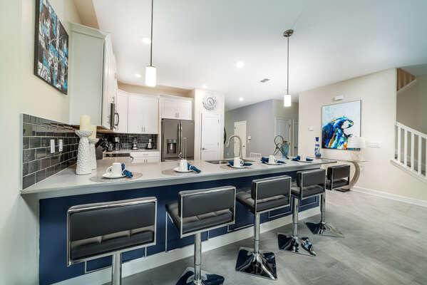 Kitchen Area Seating