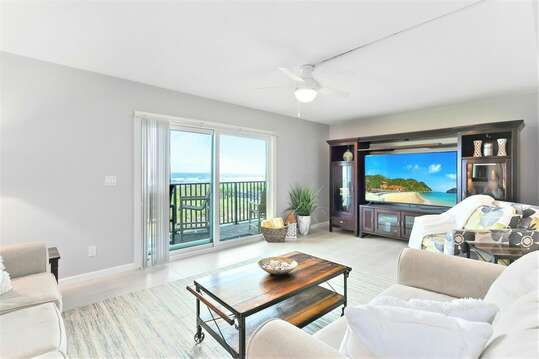 Gorgeous, bright and well appointment direct oceanfront unit by the Cocoa Beach Pier