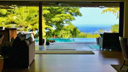 Indoor - Outdoor Living Kona Style