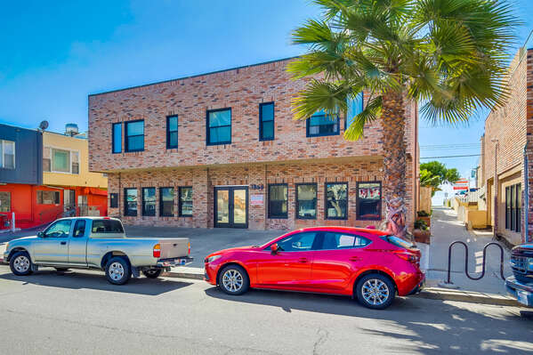 Property is Located in North Mission Beach.