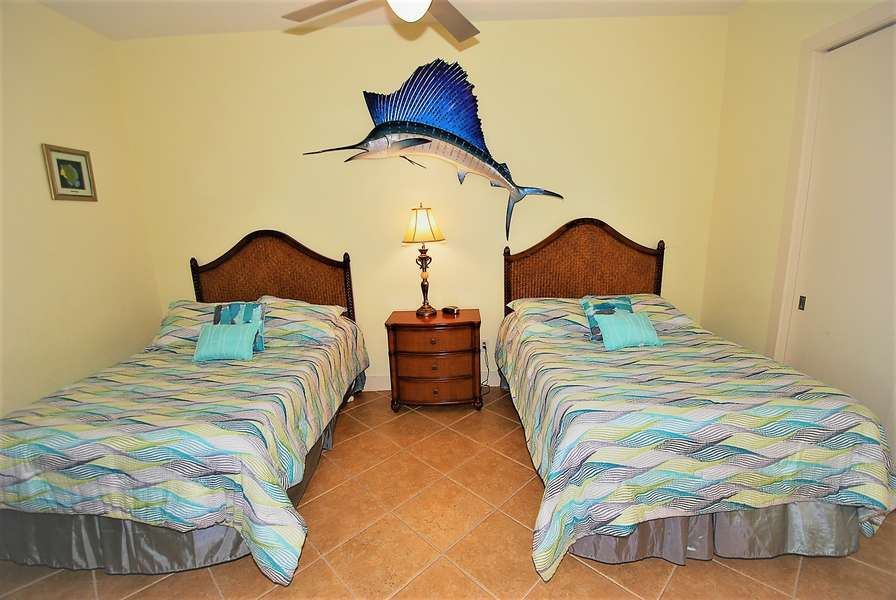 2nd Bedroom; 2 Full Size Beds