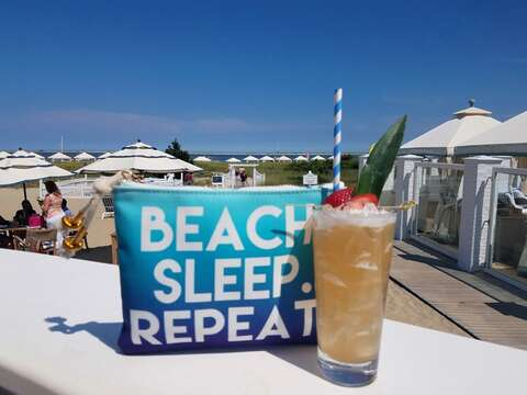 Enjoy your favorite libation. CBI Beach Bar is Open to the public - Chatham Cape Cod - New England Vacation Rentals