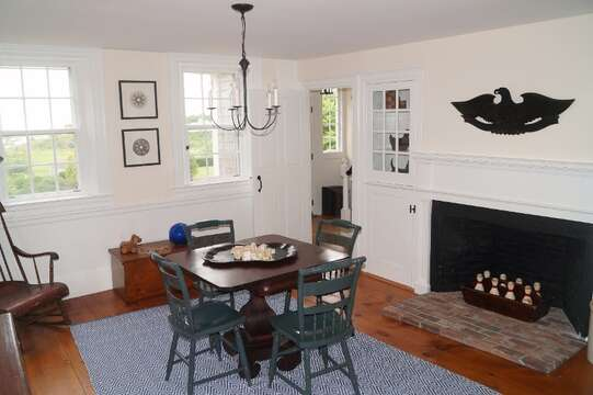 Plenty of fun activities to keep the kids busy in the game room - 117 Old Wharf Road Chatham Cape Cod - New England Vacation Rentals