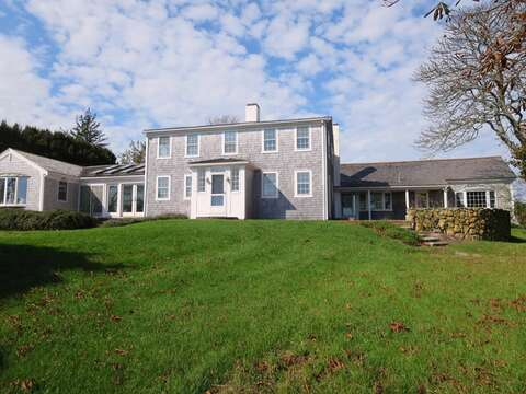 Welcome to The Baxter House. Beautiful estate home in exclusive neighborhood - 117 Old Wharf Road Chatham Cape Cod - New England Vacation Rentals