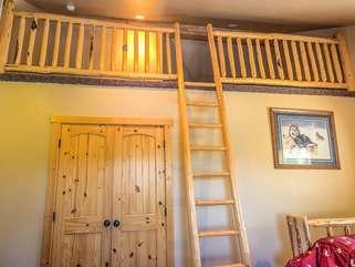 Loft in Upstairs Bedroom #3
