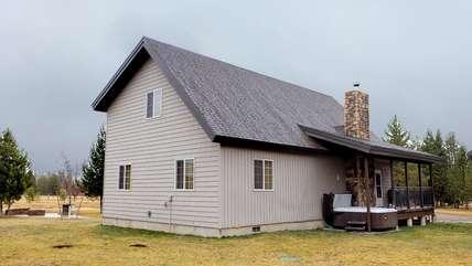 Armitage Cabin in Island Park, Idaho