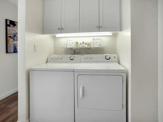 Washer/Dryer - Second Floor