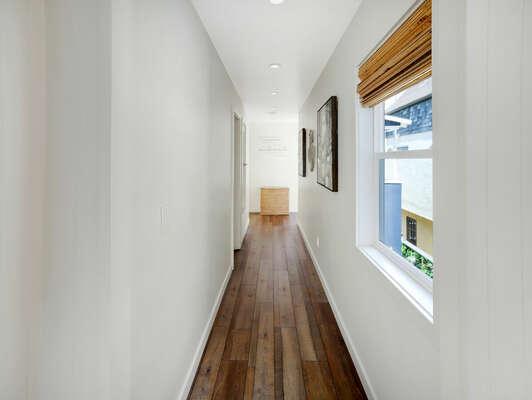 Hallway - Second Floor