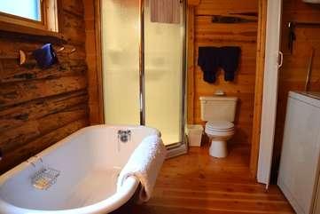 Bathroom - Main floor, different view