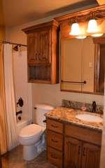 Bedroom 2 private bathroom