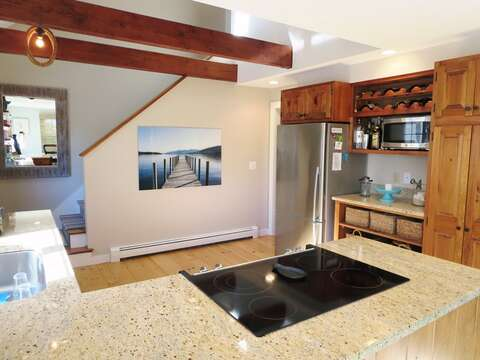 Completely updated and open kitchen - 66 The Cornfield Chatham Cape Cod - New England Vacation Rentals