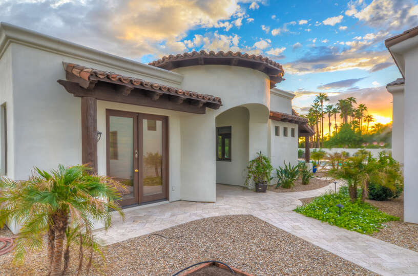 A Private Guest-Home Behind Scottsdale Vacation Home Rental.