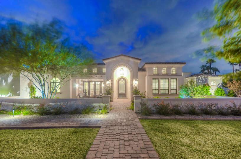 Image of Luxury Scottsdale Vacation Home Rental.