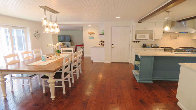 Easy open living - 55 High Point Drive North Chatham Cape Cod - New England Vacation Rentals