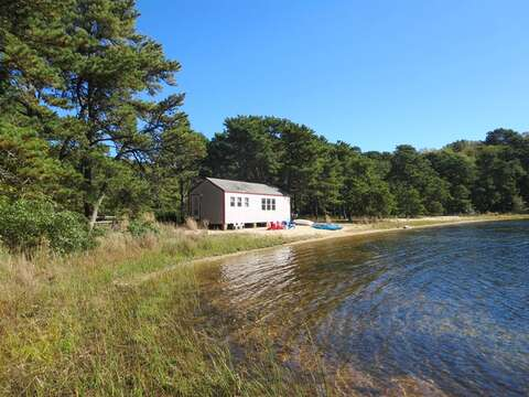 Welcome to Long Camp on the water - 1047 Old Queen Anne Road Chatham Cape Cod - New England Vacation Rentals