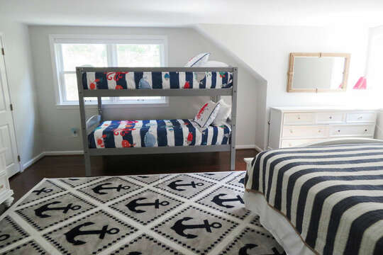 2nd flr with bunks and Queen-55 High Point Drive North Chatham Cape Cod - New England Vacation Rentals