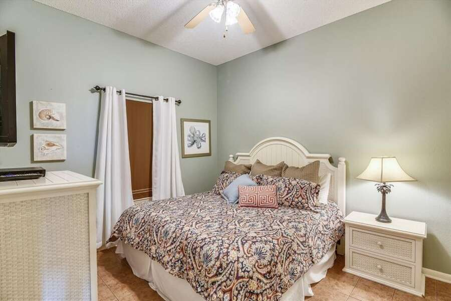 Guest Bedroom 2 with a Queen Bed