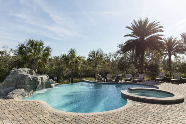 Enjoy paradise in your own backyard
