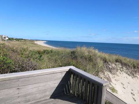 Warmer water and gentle waves on Nantucket Sound - Harwich Port Cape Cod - New England Vacation Rentals